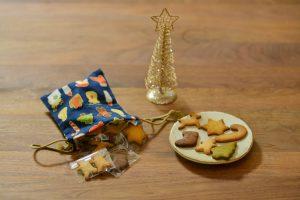 クリスマスクッキー 袋